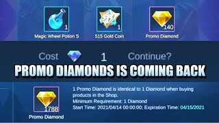 HOW I BOUGHT PACQUIAO SKIN WITH 1 DIAMOND - 515 AND PROMO DIAMONDS EVENT - MLBB