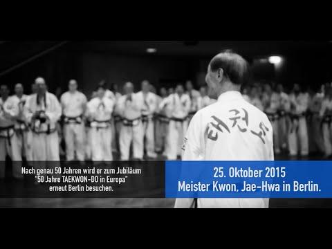 50 years Taekwon-Do in Europa // 50 Jahre Taekwon-Do in Europa