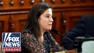 GOP Rep. Stefanik grills Vindman over Biden and Burisma