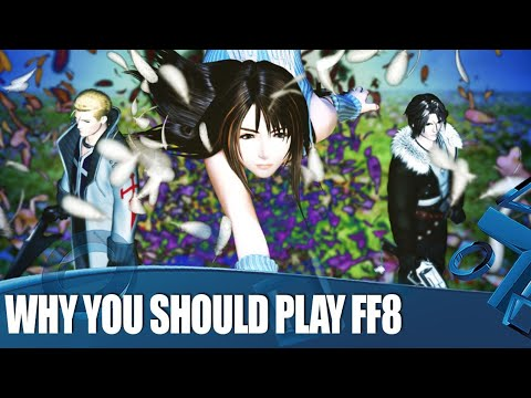 6 Reasons Final Fantasy VIII Remaster Deserves Your Attention