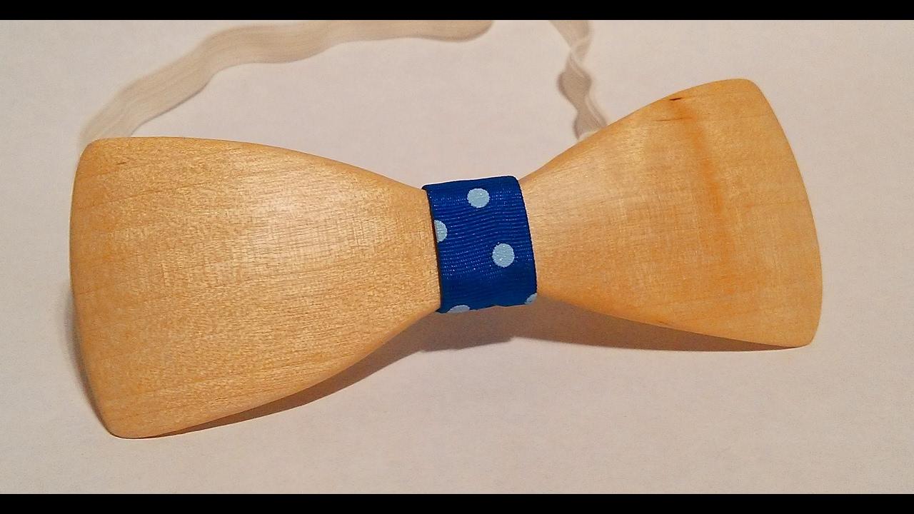 diy wooden bowtie youtube