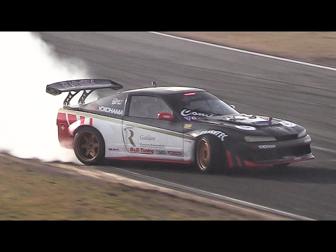 High Speed Handbrake Drift Entries At Varano De' Melegari Circuit!