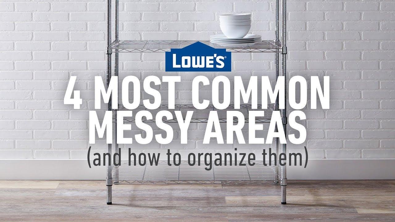 How to Organize a Closet, Pantry & More