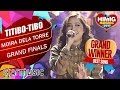 Moira Dela Torre - Titibo-tibo | Himig Handog 2017 (Grand Finals)