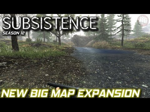 Map Expansion New Update Subsistence Gameplay Alpha 51 Ep10 Youtube