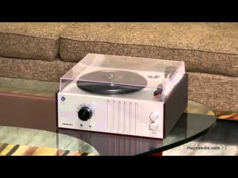 Crosley Player Turntable Product Review Video