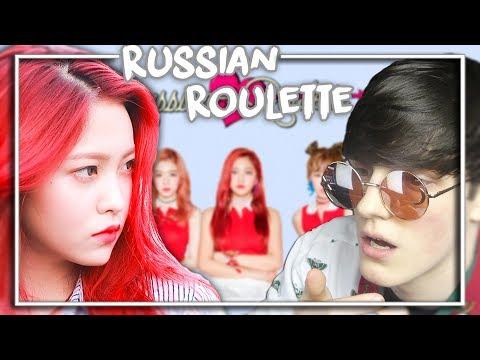Red Velvet - Russian Roulette MV Reaction! (I LOVE IT)
