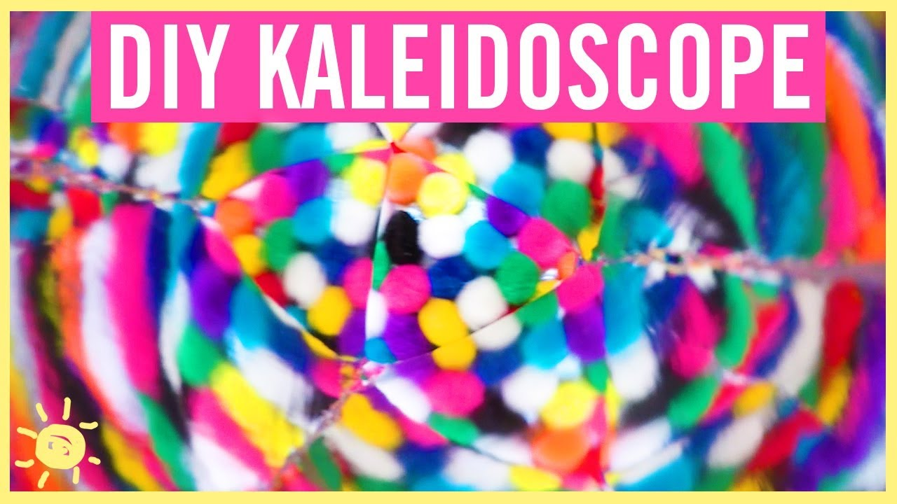 How to make a kaleidoscope 68