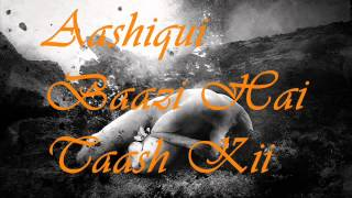 Milne Hai Mujhse Aayi - Aashiqui 2 - Song Lyrics