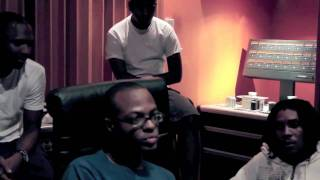 Vybz Kartel & Tommy Lee in Preview Video Studio - Unruly - [ January 2012 ]