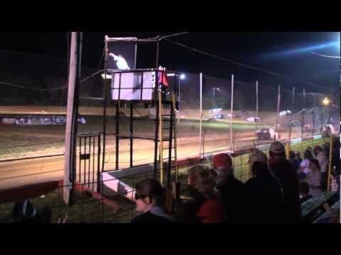 Monett Speedway B-Mod Feature 5-29-11