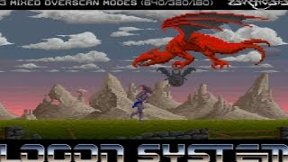 AMSTRAD CPC 464 6128 PLUS & GX4000 Shadow of the Beast Demo Eerie Forest Logon System 2 Mp3