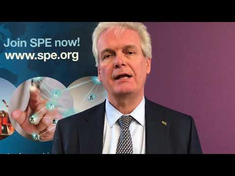 Ian Phillips Chair of SPE Aberdeen Section