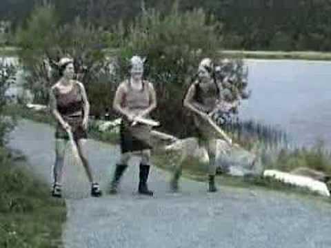 Banjofish (Kill the Wabbit) - The Viking Song