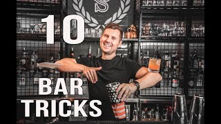 10 Basic Bar Tricks To Learn in 2019