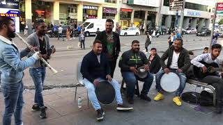 Kadıköy sokak Sanatçıları ZALIM GECELER
