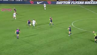 Dayton Women's Soccer: Duquesne Highlights