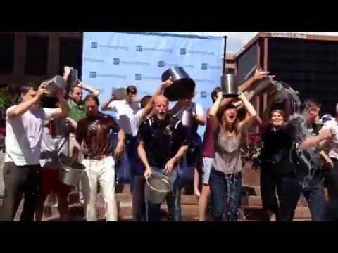 Greenberg Traurig Denver - ALS Ice Bucket Challenge