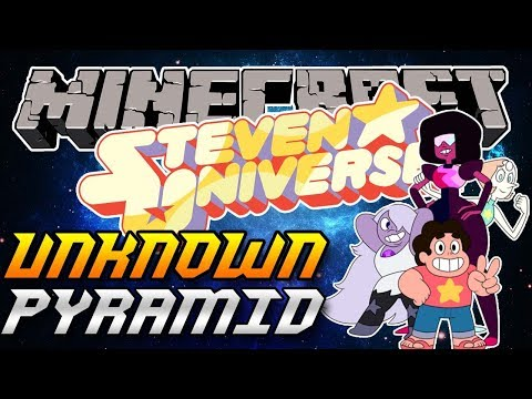 UNKNOWN PYRAMID STRUCTURE?! | MINECRAFT KAGIC/STEVEN UNIVERSE MODDED SERIES | #17