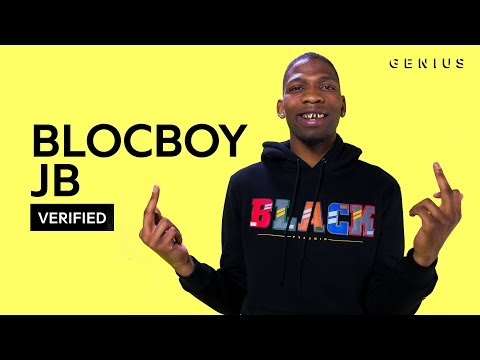 """BlocBoy JB """"Rover"""" Official Lyrics & Meaning 
