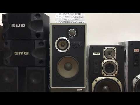 Loa nghe nhạc vàng hay nhật baci pioneer cs f700 tại Thắng audio 0983698887