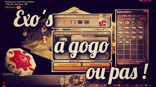 [DOFUS] Exo's a gogo , ou pas#2 + NOUVELLES IMP !