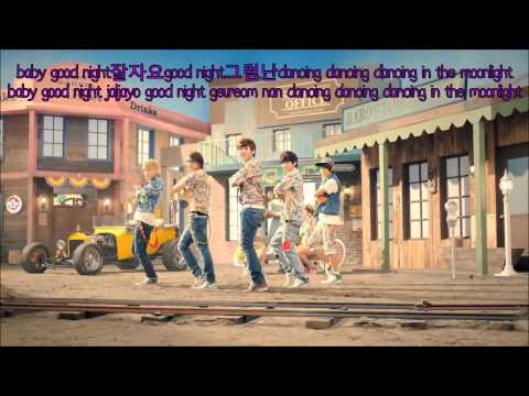 B1A4 - Baby Good night (color coded)