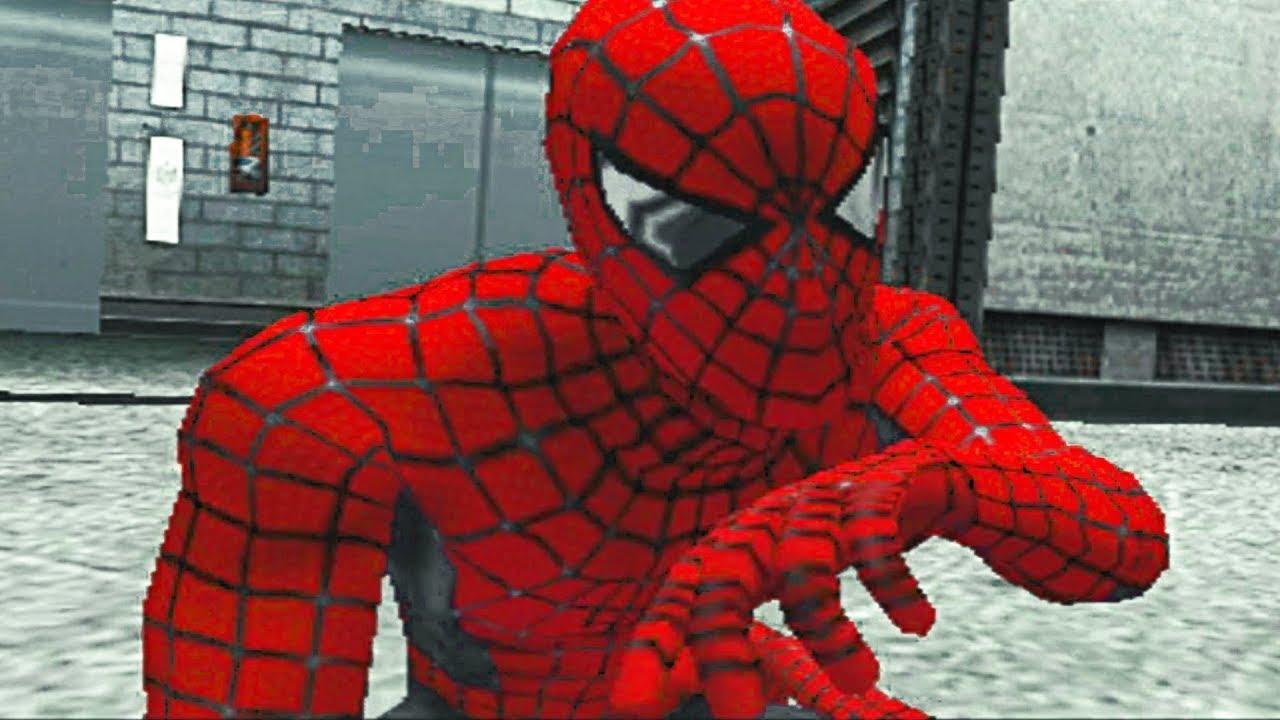 SPIDER-MAN ... en 2002 ! #145deCUBE Benzaie Live