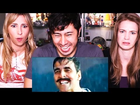 ROWDY RATHORE | Akshay Kumar | Trailer Reaction & Discussion!