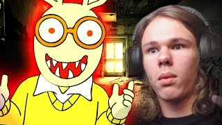 ARTHUR TOOK ALL MY WOOGLES! | Arthur's Nightmare (horror game)