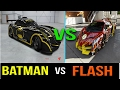 BATMAN VS FLASH - FORZA HORIZON 3 - PLAYGROUND GAMES , DRAG RACES AND DEMOLITION DERBY
