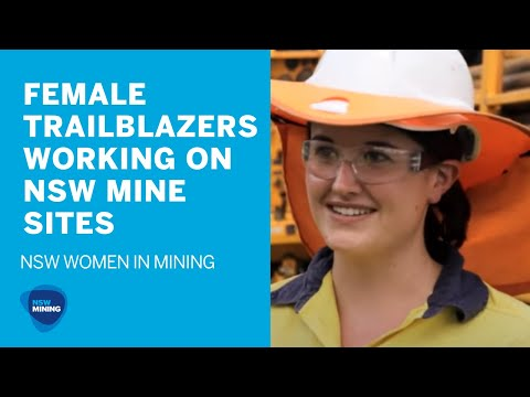 Women in Mining NSW