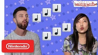 Whistle that Nintendo Tune Challenge - Nintendo Minute