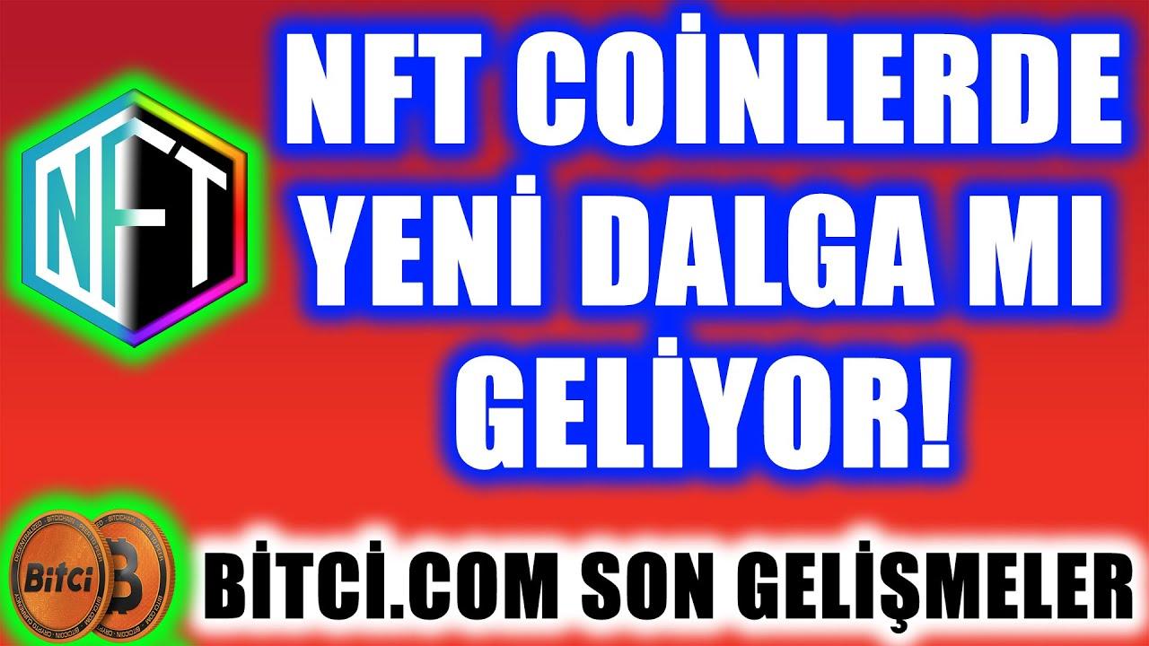 NFT COINLERIN RÜZGARI ESMEYE BAŞLIYOR! BITCOIN DOMINANS SİNYALLERİ! |Btc Analiz| Bitci Borsası |