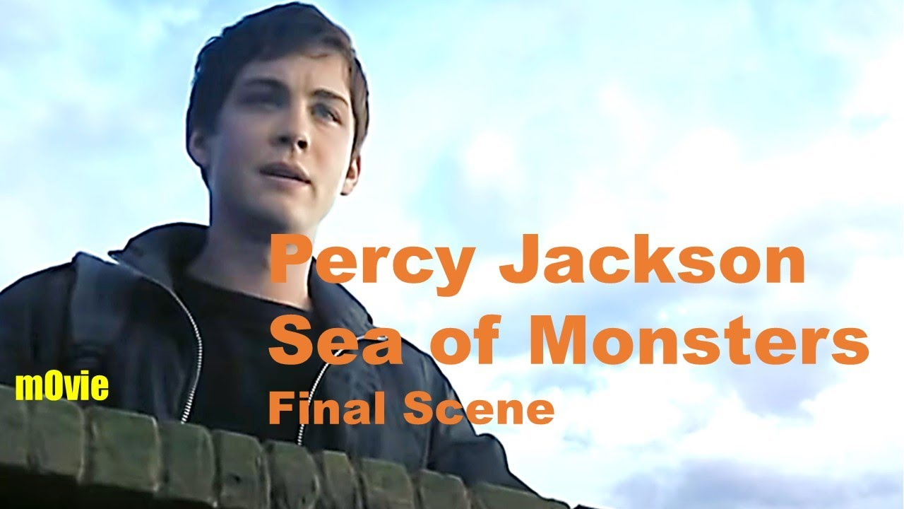 Download Percy Jackson: Sea Of Monsters - Final Scene