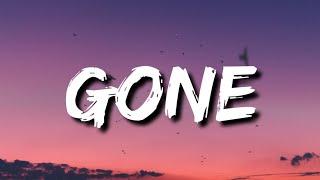ROSÉ - GONE (Lyrics)