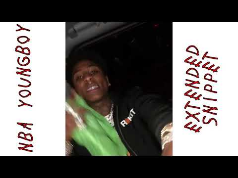 NBA YOUNGBOY - TINA TURNER (EXTENDED SNIPPET)