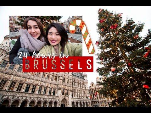 Belgium Travel Vlog Part 1 | ESTHERINA EXPLORES