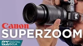 New Superzoom RF Lens | Canon RF 24-240mm f/4-6.3 IS
