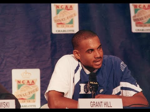 "Grant Hill: ""Maximize What You Have"" #DukeElevate"