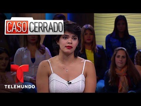 Video erótico, la traición | Caso Cerrado | Telemundo