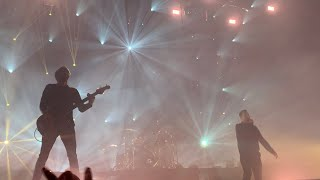 """""""Shadow boxing"""" Parkway Drive @ Motorpoint Arena Nottingham"""