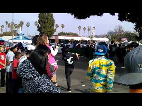 Cabrillo high school marching jags 2016