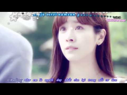 [Vietsub+Kara] After A Long Time  (Rooftop Prince OST)