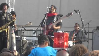 Thundercat solo from Abbot Kinney Festival 2011