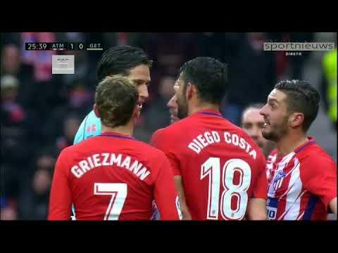 Download Athletico Madrid vs Getafe 2-0 All goals & Extended [06/01/2018]