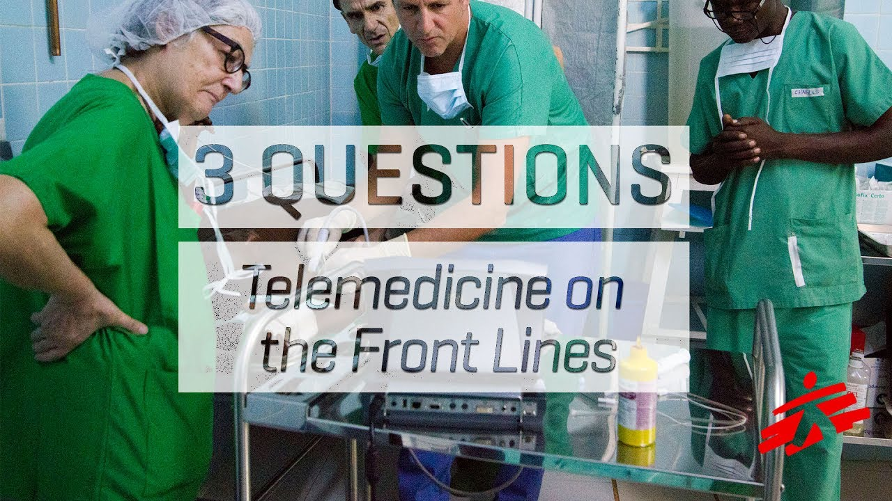 Telemedicine on the Front Lines