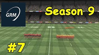 Global Rugby Manager - Season 9 Episode 7