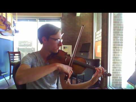 1st Violin  Across the Stars Instruction