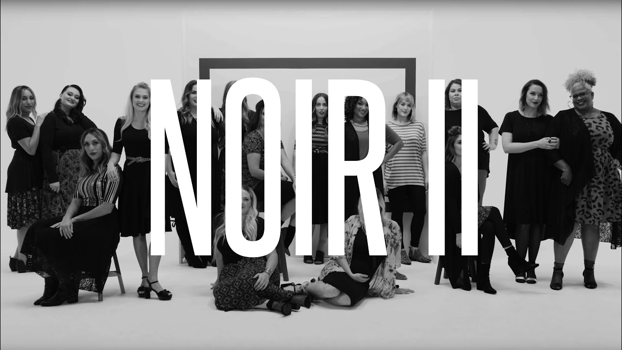 d7a1de33de5440 LuLaRoe 'Noir 2' collection is launching